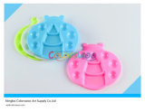 13.3*13.7cm Palet Colorful en Cute voor Kids en Students (kever)