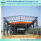 Светлый пакгауз конструкции стальной структуры 2016