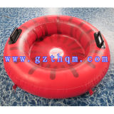 膨脹可能なWater Toy Floating RingかInflatable Sports Game