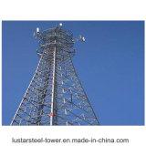 arbre de pin déguisé par tour unipolaire de télécommunication d'antenne de 15-60m