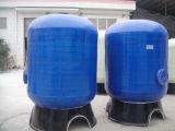 El tanque de Softner de la arena del filtro de agua del moldeado FRP GRP del tanque de presión