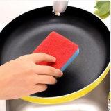 Соскабливая пусковая площадка, продукты чистки, Dished губка чистки, целесообразные для руки Wadhing или лоток
