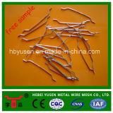 Lâche fibre d'acier pour béton