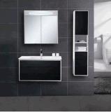 Шкаф ванной комнаты MDF с искусственной каменной раковиной (A-09)
