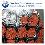 St37 Tuyau en acier au carbone sans soudure pour la chaudière