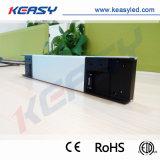 소매 디자인 HD P1.875 LED 선반 스크린