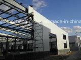 쉬운 강철 구조물은 창고 건물을 조립한다