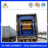 Блок кирпича гидровлического цемента Qt12-15 конкретный делая формировать машину