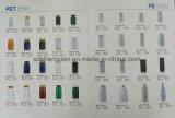 Imballaggio di plastica verde all'ingrosso della bottiglia/capsula dell'animale domestico 150ml