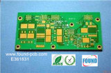 6oz 3oz 10oz da borda do dedo de ouro ouro Platting Platting PCB do Disco Rígido