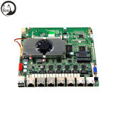 PC di Secuity della rete con J1900, memoria a bordo di 2GB/4GB DDR3l, lan 6