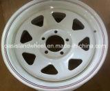 (13X4.5 14X6 15X6) 8 rotelle del rimorchio dello Spoke con galvanizzato