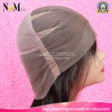 Peluca recta eurasiática 8 del frente del cordón de las pelucas del Ponytail del pelo humano '' - 30 '' mejores pelucas llenas de mirada naturales del pelo humano del cordón de las pelucas para las mujeres negras