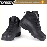 Esdy Tactical Training Assault Botas de caminhada em Blade Ripples Design