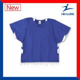 [هلونغ] جديدة تصميم نمو ملابس رياضيّة تصديد رجال [لكروسّ] [ت-شيرت]