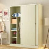 مصنع [مفك] بسيطة أطفال غرفة نوم خزانة ثوب تصميم
