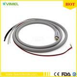 tubazione connettente del tubo del tubo flessibile 6-Hole per fibra dentale Handpiece ottico