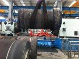 긴 범위 굴착기 건축기계 다단식 액압 실린더