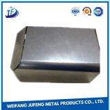 Naar maat gemaakte Toolbox/de Bijlage/het Geval van het Aluminium van de Stempelende Dienst van het Metaal van het Blad