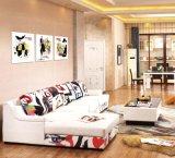 2016年の部屋の家具の新しいL字型ソファーデザイン