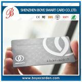 Горячая продажа Прозрачная визитная карточка с заводской ценой