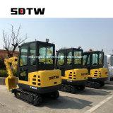 Della Cina mini RC escavatore della fabbrica 1.8t 2t 2.2ton con il motore di Yanmar