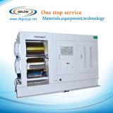Prensa de planchar de la máquina del laboratorio que hace calendarios para la batería de ion de litio