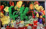 P4.81 farbenreiche Digitalanzeige des Hintergrund-LED Für Innen-/im Freienmiete