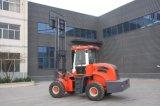 3.5t de Vorkheftruck van het terrein voor het Opheffen van 4m Capaciteit (C3500)