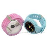 WiFi GPS intelligente Verfolger-Uhr mit Kamera und Taschenlampe D14