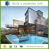 Fertigbestes Entwurfs-Ferien-Luxuxlandhaus-Architekturentwurf