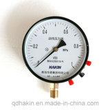 Направляется с помощью манометра давления манометра с установленными на заводе поставщика