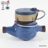 Qualité assurée liquide à lecture directe photoélectrique Passive scellé Compteur d'eau de télécommande filaire Lxsyy-15e/20e