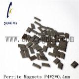 Ck에 의하여 소결되는 알파철 자석 F4*2*0.4mm