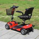 Scooter elétrico de quatro rodas com boa capacidade de escalada