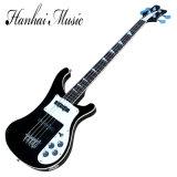 Hanhai音楽/4ストリングRicken様式の電気ベースギター