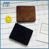 Бумажник собрания людей владельца карточки поставкы фабрики бумажника Handmade