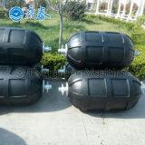 Tipo neto tipo defensas de goma marinas de Yokohama de los estándares del 17357:2014 de la ISO de P50kpa del fabricante de China