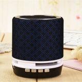 BluetoothおよびFMの円形の小型布のスピーカー