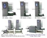 A4 van de Aanraking van het Scherm van de Snelheid van de Selectie van het Tussenvoegsel van de Wijze de Bladen die van het 10bins- Document Machine bij elkaar brengen