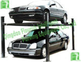 Automobile due elevatore dell'automobile del veicolo di parcheggio dell'alberino/quattro alberini per il garage domestico