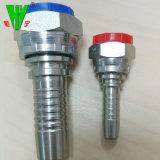 Le tuyau en caoutchouc hydraulique Embout de tuyau de 8 mm connecteur
