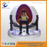 Интерактивное оборудование виртуальной реальности опыта 3 мест 360 градусов яйцо Vr кино