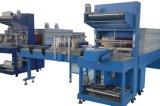 De volledige Automatische Verpakkende Machine van de Krimpfolie van Blikken met Hitte krimpt Tunnel