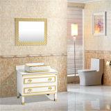 Einfaches Form PVC-Badezimmer-Schrank-neues Produkt