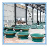 L'exploitation minière des chemises de Parts-Bowl Liner-Maganese concasseur à cônes d'usure des pièces de moulage
