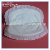 柔らかく使い捨て可能な非編まれたFrabicの看護のパッド胸のパッド