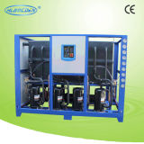 Refroidisseur d'eau industriel refroidi à l'eau