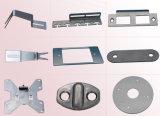 CNC het Stempelen Delen met Lassen voor Vervangstukken en de Vastgeboute CNC van de Schroef Delen van het Metaal van het Blad