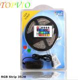 LED-Streifen-Installationssätze RGB mit Farben-Kasten-Paket